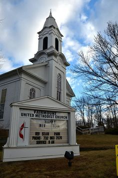 Fairmount United Methodist Church