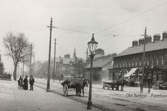 Old Photo of Ormeau Rd Belfast