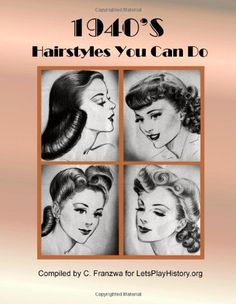 1940's Hairstyles You Can Do by C. Franzwa,http://www.amazon.com/dp/147827297X/ref=cm_sw_r_pi_dp_kVKhtb08E24YXPNE