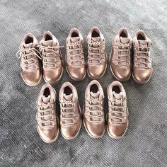 6cb13721d2c82f Air jordan 1 rose gold Cop   from IG: justdoshoe Jordan Basketball Shoes