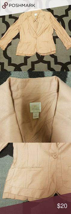 Selling this Lauren conrad blazer on Poshmark! My username is: kristin57. #shopmycloset #poshmark #fashion #shopping #style #forsale #LC Lauren Conrad #Tops