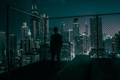 city, night, and grunge kép