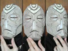 Dragon Priest Mask (Skyrim) (WIP)