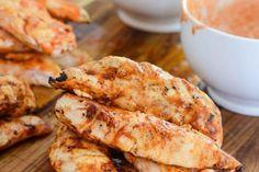 Perfect Barbecue Chicken