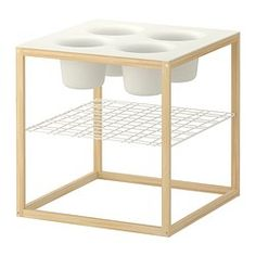 IKEA PS 2012 Side table with 4 bowls - IKEA