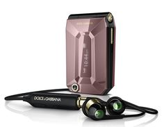 Sony Jalou Dolce and Gabbana Limited Edition