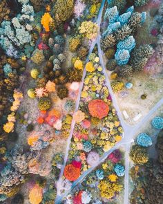 Australia From Above: Magnificent Drone Photography by Peter Yan #inspiration #photography