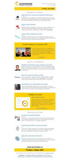 E-feed - únor 2014