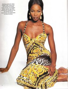 Gianni Versace Pret-a-porter / Spring 1992