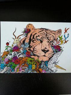 Doodle Art Invasion.