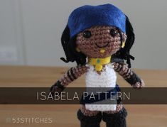 The Isabela pattern is available today! Finally working my way through my list, so hopefully a few more of these will pop up over the next couple of weeks.