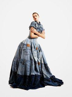 Aproveite e recicle os jeans com estas belíssimas ideias. O jeans é um tecido forte e resistente ao tempo, por essa razão dê aso à imaginação e crie peças