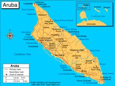 aruba | map aruba territory of netherlands aruba profile history government ...