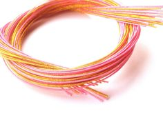 Mizuhiki Japanese Decorative Paper Strings by FromJapanWithLove, $6.00