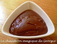 Crème dessert Chocolat WW au Thermomix - Le chaudron magique
