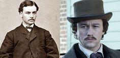 """Robert Lincoln, son of President Abraham Lincoln. Joseph Gordon-Levitt in the film """"Lincoln""""."""