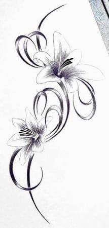 Shade Garden Flowers And Decor Ideas Blumen Tattoo - - 2 Maori Tattoos, Sexy Tattoos, Body Art Tattoos, Small Tattoos, Tatoos, Tribal Foot Tattoos, 1 Tattoo, Back Tattoo, Tattoo Drawings