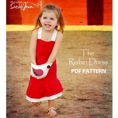 The Robin Dress | YouCanMakeThis.com