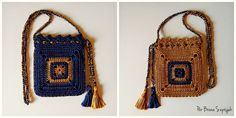 Aprendiz de Crocheteiras: Faça Você: Handbag de Crochê | Ganhe Mais Círculo