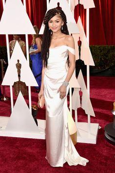 Zendaya Oscars 2015 Best Dressed