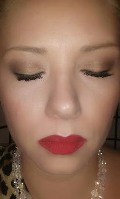 Hope's Beauty Bar: Valentine's Day and my Wedding Anniversary Makeup