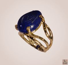#losangeles #yay #fashionjewelry #traditional #nice #wireweaving #riyo #jewelry #gems #handmade #fashion #ring #lapislapis #blue #bluee