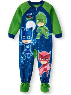Teenage Girl Outfits, Baby Boy Outfits, Kids Outfits, Boys Footed Pajamas, Kids Pajamas, Boys Clothes Style, Cute Baby Clothes, Pj Masks Pajamas, Baby G Shock Watches