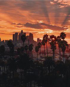 Los Angeles California by Cole Younger | CaliforniaFeelings.com #california #cali #LA #CA #SF