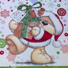 Fizzy Moon ❤️ Teddy Bear ❤️ Christmas