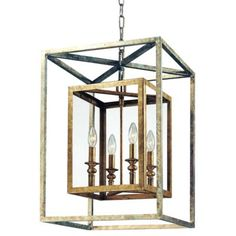Collin's Office? Morgan Suspension (Small) by Troy Lighting - OPEN BOX RETURN
