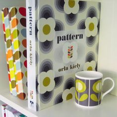 """Just bought the Orla Kiely """"Pattern"""" book on Amazon."""