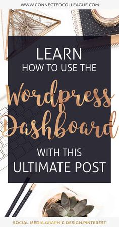 Your Guide to WordPress Basics - WordPress knowledge for beginners