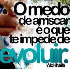 O MEDO http://blog.rochamedina.com