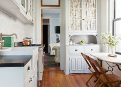 If you're craving a new DIY project, look no further than the kitchen. These 18 small kitchen ideas will help you cook up design success regardless of the dimensions of your space!