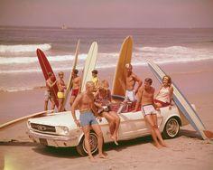 1960's Beach Party