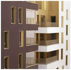 https://flic.kr/p/fka2xe | Immeuble de logement, TVK Architectes. ZAC du Chaperon Vert, Arcueil. | 1304_TVK_Arcueil_19