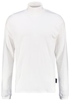 INDICODE JEANS BARNABY - Long sleeved top - offwihite - Zalando.co.uk