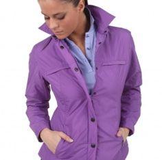 Kurtka Lori Moto Jacket, Rain Jacket, Windbreaker, Raincoat, Lady, Jackets, Fashion, Down Jackets, Moda