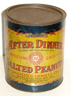 After Dinner Salted Peanuts