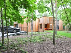 Podkowa House by Centrala - News - Frameweb #architecture