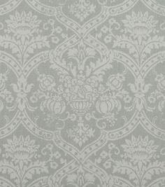 """Wide Cotton Fabric 108""""-High Rise Medallion"""