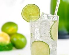 Gin fizz #CuisineAZ.com