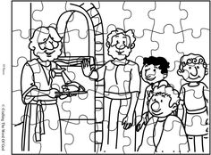 Daniel Refused The Kings Food Puzzle (Activity Sheet) Activity sheets are a great way to end a Sunday School lesson. They can serve as a great take home activity. Or sometimes you just need to fill...