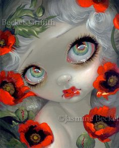 Poisonous Beauties 3 jasmine Becket-Griffith