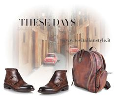 """""""These days"""" by tevitalianstyle ❤ liked on Polyvore featuring Pratesi, men's fashion and menswear"""