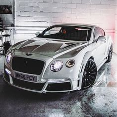 Bentley Continental GT  Follow @wolf_millionairefor our GUIDES To GROW…