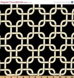 ON SALE Lattice Black/Oatmeal  Pillow Covers Set of by glamdesign, $19.76