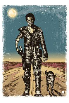 Mad Max :: Artist Ben Brown