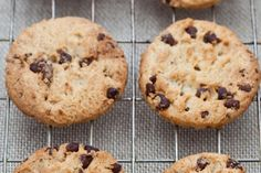 Culy homemade: basic chocolate chip cookies recept - Culy.nl
