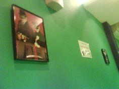 青蜂俠咖啡館